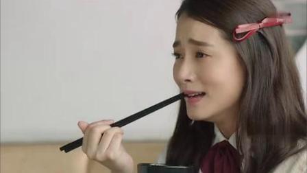 女孩吃饭的时候饭这么难吃放声大哭,为什么就不会好了腾讯视频