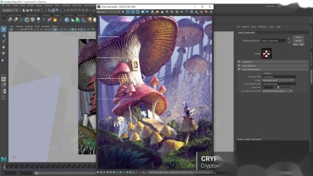 V-Ray Next for Maya, Update 1 — What's new