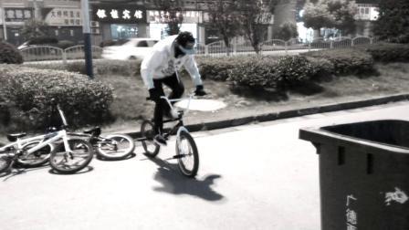 【STS】广德县极限运动BMX死飞滑板