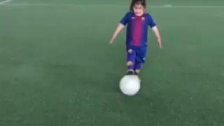 未来的足球明星