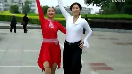 炫舞经典《今生相爱》(三步踩广场舞)