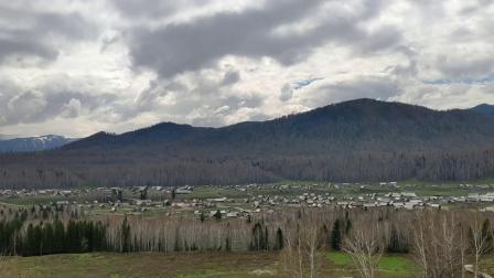 新疆禾木河