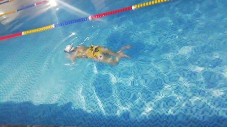 零基础学游泳