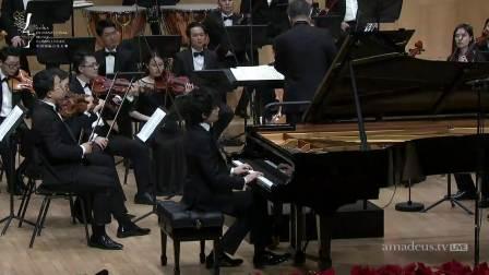 贠思齐 Tony Yun - 莫扎特第二十钢琴协奏曲 - 中国国际音乐大赛决赛