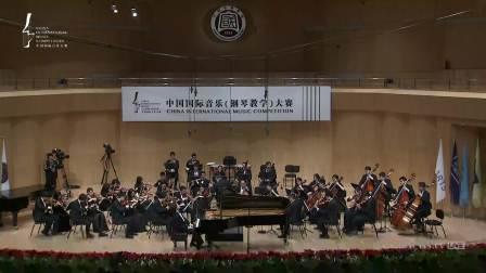 阿尔谢尼•塔拉塞维奇•尼古拉耶夫 Arseny Tarasevich-Nikolaev  - 莫扎特第二十三钢琴协奏曲 - 中国国际音乐大赛决赛
