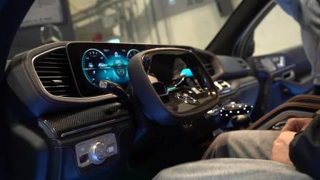 梅赛德斯奔驰ESF2019自动驾驶演示