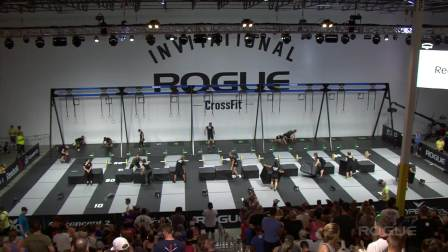CrossFit 2019 Rogue Invitational  Full Live Stream Day 1  Part 2