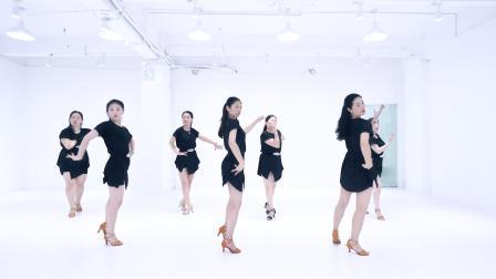 沙尾拉丁舞班拉丁舞舞蹈教学《需要人陪》
