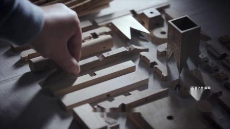 """李乾朗""""穿墙透壁""""还原古建之美;刘文辉的斗拱积木让古建触手可及"""