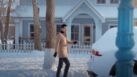 吉利汽车 下雪篇