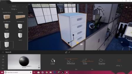 Twinmotion室内渲染教程 - Office