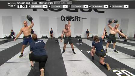 CrossFit 2019 Rogue Invitational  Full Live Stream Day 2  Part 2