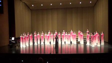 2 女声合唱《花树下》《母亲的微笑》(宁波古林职业高级中学)