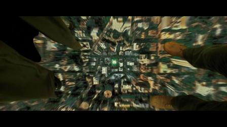 纪念上映20周年《黑客帝国》4K修复版重映预告