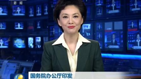 央视新闻联播 2019 办公厅印发《职业技能提升行动方案(2019—2021年)》