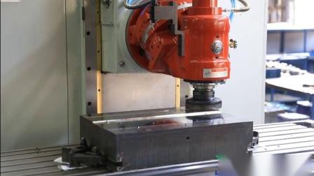 爱剪辑-韩国起兴机械数控床身式通用立式加工中心COMBI-U60