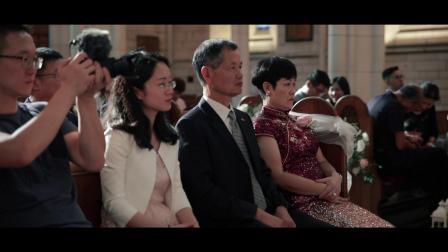 【新西兰 奥克兰】庄严隆重的基督大教堂婚礼