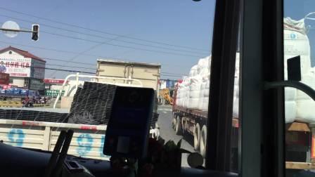 奶咖拍摄 - 328路 常州公交 电显常隆客车18552(自动挡) 常州客运中心→东安公交枢纽