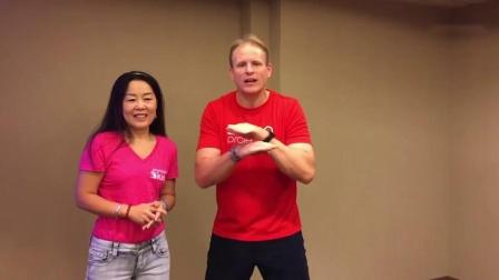 婕斯健康生活,ZENBODI全球品牌大使,名人健身教练Mark专访 (中文)