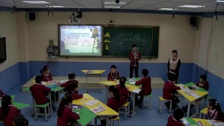 北师大小学数学四下《2.3探索与发现(一)三角形内角和》[何晓庆]【市一等奖】优质课