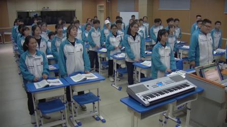 贵州省黔南州都匀二中高中音乐鉴赏课爵士乐--教师任随