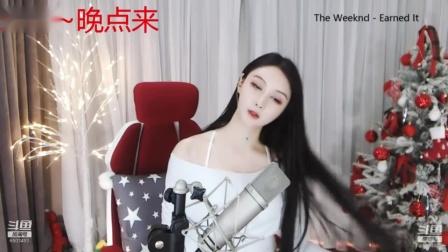 斗鱼女主播同桌小美直播视频2019.5.31-1