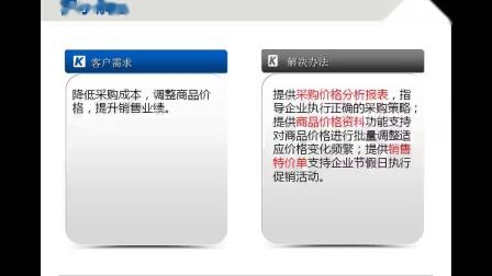金蝶KIS商贸版应用案例培训_价格管理