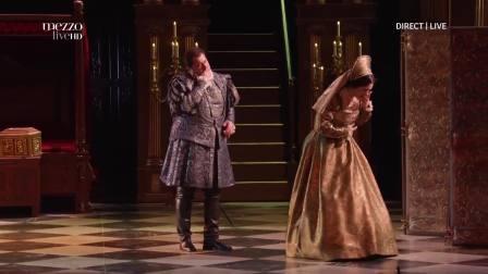 多尼采蒂《安娜·博林娜》(瓦隆皇家歌剧院)