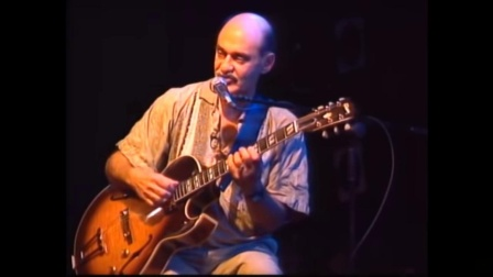 和吉他大师Joe Pass一起度过的一个晚上《夜晚的旋律》116期