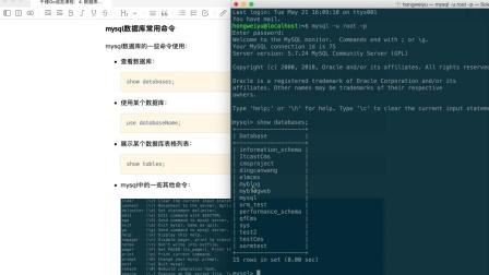 千锋Go语言开发Beego教程:4. 数据库配置及ORM映射关系介绍