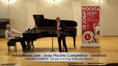Josip Nochta - DIMITRIJ UVAROV - 22 per 2 in 2 by Dubravko Detoni