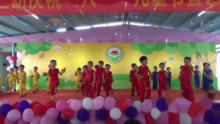 中四班舞蹈《运动小子》