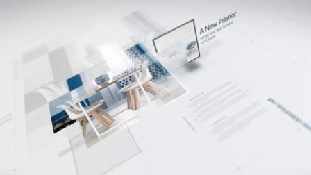 21991027 AE企业宣传片商务展示模板