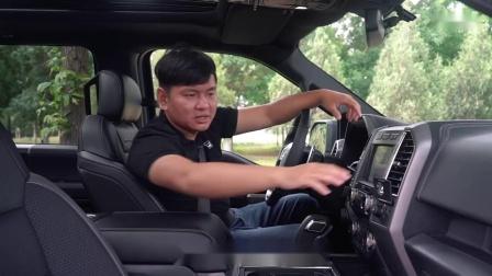 """【《试驾2019款""""福特F-150猛禽""""》】"""