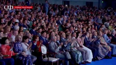 Торжественное открытие Международного фестиваля «Великое русское слово» в Крыму