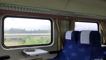 双层列车上层