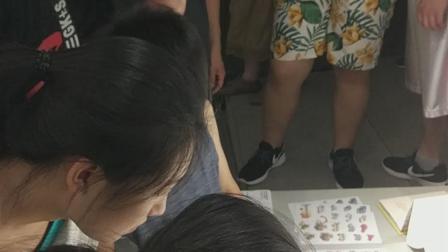 2019央美本科生毕业作品展——插画《放学啦》