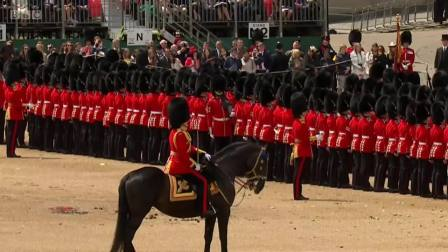 英国女王生日阅兵分列式 2019 - Trooping the Colour