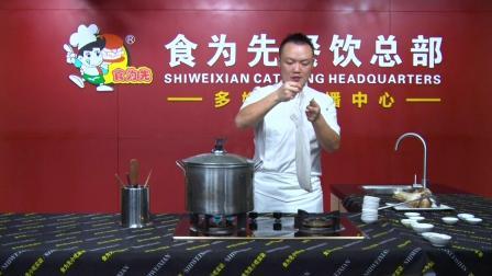 食为先:襄阳牛肉面高汤熬制需要什么材料?广州哪里能学?怎么学?