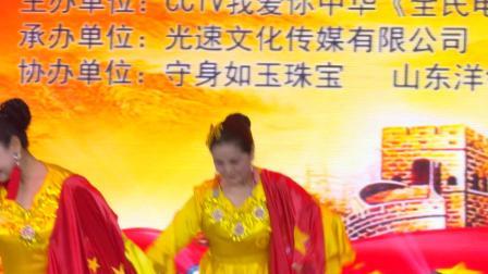 山西博仕舞文化传媒有限公司赴CCTV70周年华诞文艺盛典《我和我的祖国+红旗飘飘》