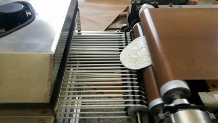 郑州 全自动烙馍机 单饼机 评测实拍制作