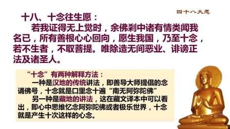 《佛说无量寿经广释》8