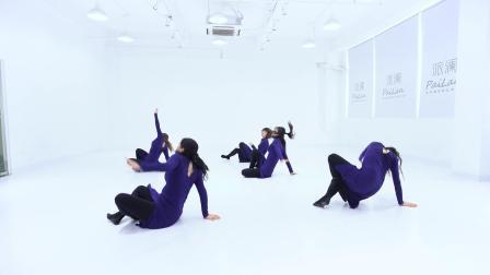 八卦岭中国舞班中国舞教学《不露声色》