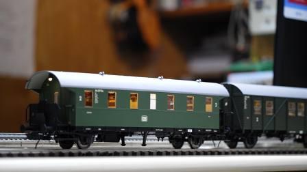 另一款 Lenz O 客車車廂系列