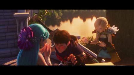 【游侠网】《勇者斗恶龙:你的故事》第二弹预告