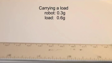 Miniature Origami Robot Self-folds, Walks, Swims, and Degrades.mp4