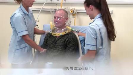 重症 CaStar CPAP 正压通气呼吸头罩