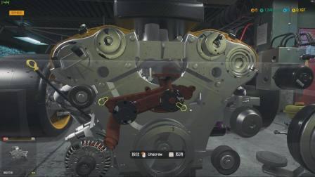 【雷哥】汽车修理工模拟2018 第一期 技工雷