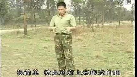 刘毅 特种兵搏击擒拿训练 军体拳第三套实战应用_标清