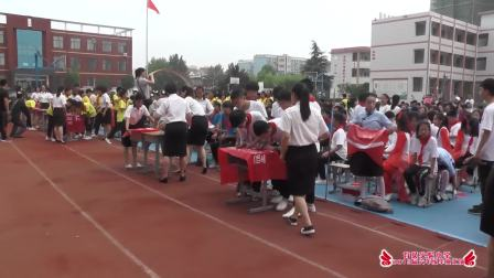 武陟县育英实验小学2019届六年级毕业典礼